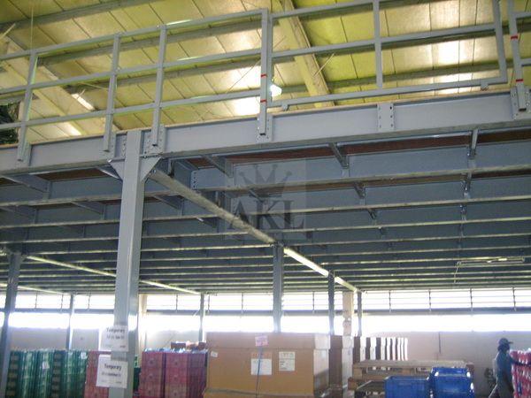 Mezzanine Floor Materials : Mezzanine floor system